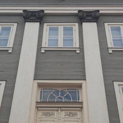 Baznīca Elijas ielā 18, Rīgā pirms restaurācijas